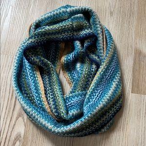 J.Jill Vegan Knit Infinity Scarf